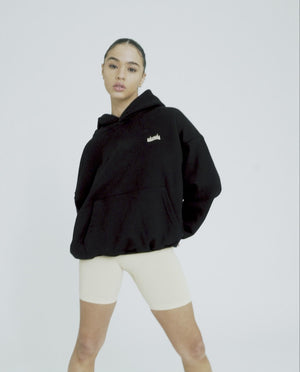 Load and play video in Gallery viewer, Oversized Hoodie - White