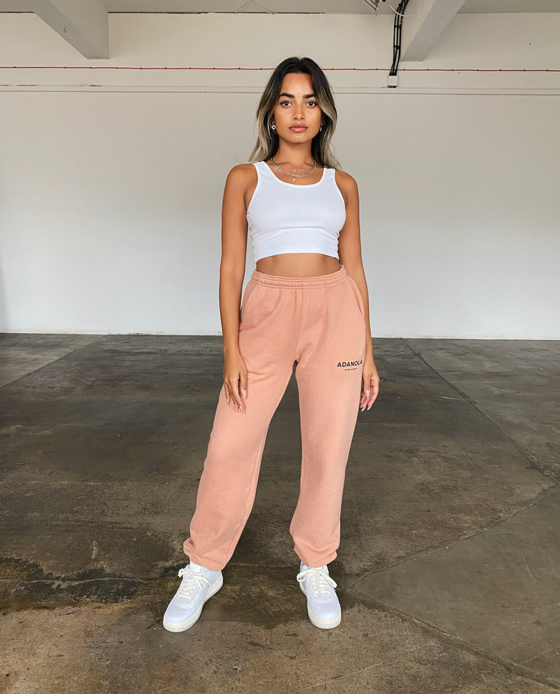 Adanola Essential Sweatpants - Blush