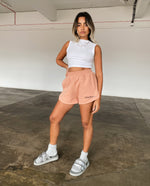 Runner Shorts - Blush