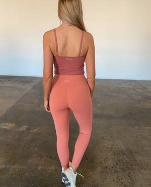 Ultimate Leggings - Coral
