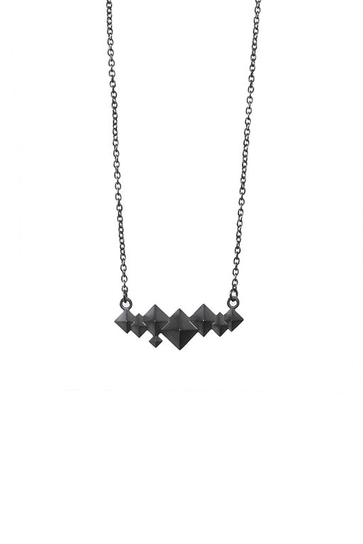 UNI necklace black
