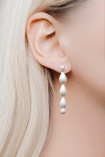 PISARA long earrings