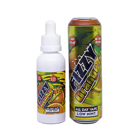 Vapechi | FIZZY - Orange 55 ML - VAPECHI - Vapor E-Juice Store