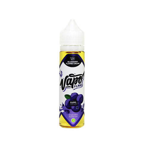 Vapechi | VAPO FLAVO - Blueberry Flambe Cream 60 ML - VAPECHI - Vapor E-Juice Store