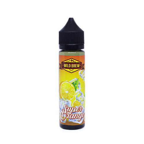 Vapechi | WILD BREW - Super Orange | Malaysian Best Vape Flavors