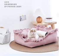 Cat cushion | Pet cushion | Cat bed cushion