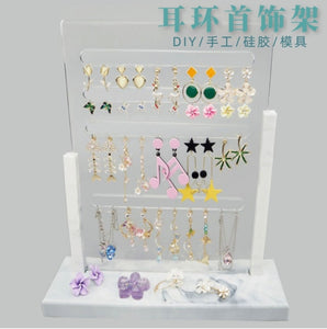 Earring display mould | Earring organiser | Jewerly holder | Earring holder mould