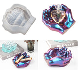 Ash tray mould | Silicon mould | 3D mould | Resin mould | Resin art | Container mould