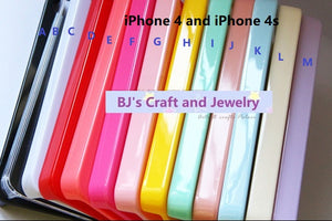 iPhone 4 / 4s Hard casing | iPhone 4 casing | Clear casing iPhone | Hard casing iPhone | iPhone case | Decoden phone case