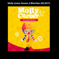 Molly Career Version 2 Blind Box | Blind box | Secret Chase Figures | Grab bag | Mystery minis
