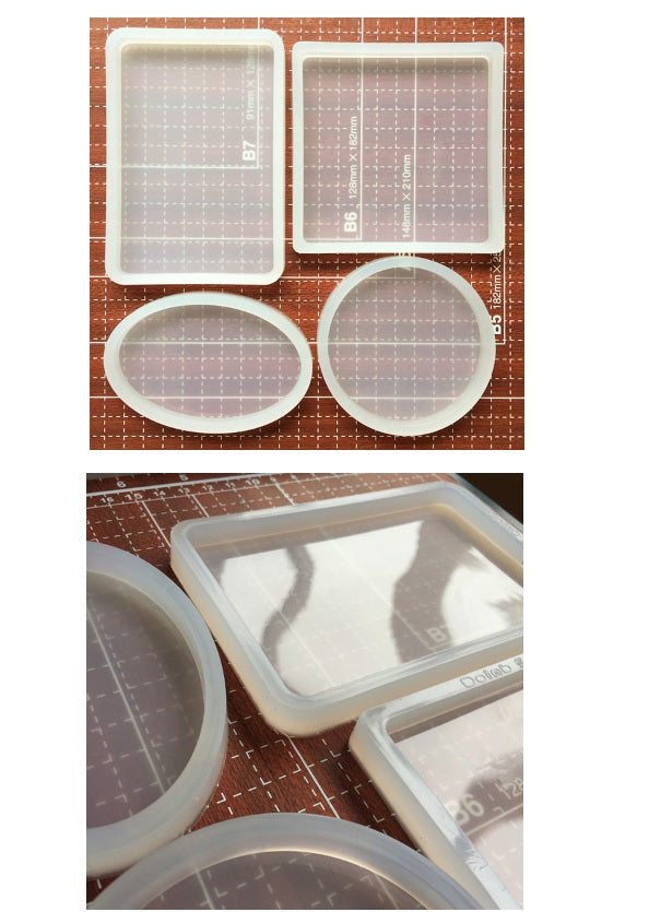 Base mold | Resin mold | Square mold | Oval mold | Rectangular mold