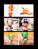 Molly Auspicious Mythical Creatures Blind Box | Grab box | Mystery bag | Secret Chase | Miniature toy