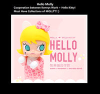 Molly Hello Kitty Blind Box | Mystery box | Grab bag | Blind box | Mystery bag | Mystery minis | Miniature figurines | Secret Chase Figure