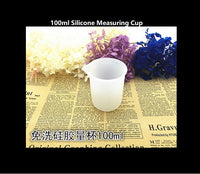 100ml Silicone measuring cup | Measuring cup | Silicone cup