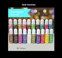 Pearl effect color pigment | Resin color pigment | Resin dye | Pearl color pigment
