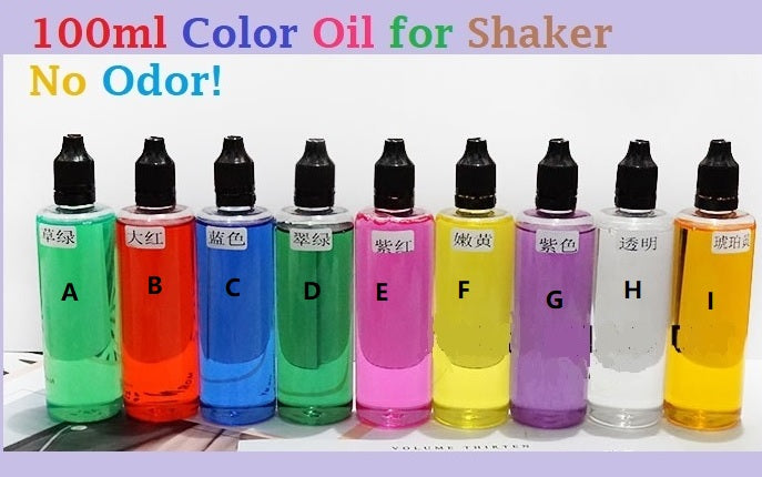 Color Oil for Shaker Mold | Color Oil | Clear Oil for shaker mold