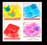 Kawaii cartoon characters mould | Pikachu mould | Mickey mould | Doraemon | Lilo & Stitch mould | resin mould