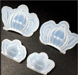 Teapot mould | 3D mould | Kawaii mould | Resin mould | Silicon mould | UV resin mould