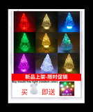 Christmas tree mould | tree mould | Kawaii mould | Silicon mould | Resin mould | UV resin mould | Christmas light | Color lighting