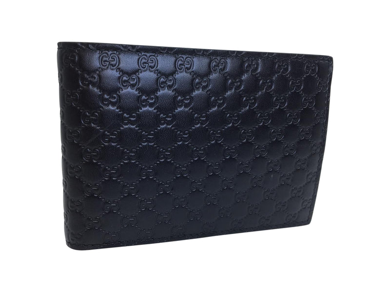 Gucci MicroGuccissima Bi-Fold Wallet - Luxuria & Co.