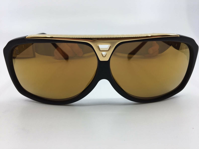 Louis Vuitton Evidence E Sunglasses Black - Luxuria & Co.
