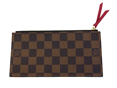 Louis Vuitton Damier Ebene Pochette Felicie Insert / Pouch - Luxuria & Co.