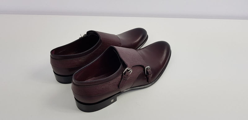 Greenwich Buckle Shoe - Luxuria & Co.