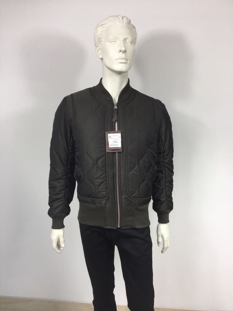 Louis Vuitton Quilted Bomber Jacket - Luxuria & Co.