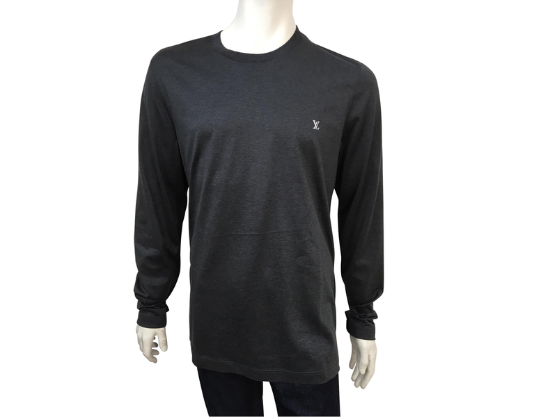 Louis Vuitton Classic Long Sleeve T-Shirt - Luxuria & Co.