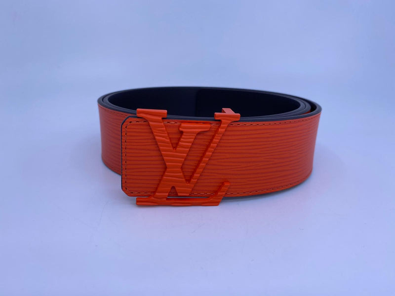 LV Initiales 40 MM Epi Belt