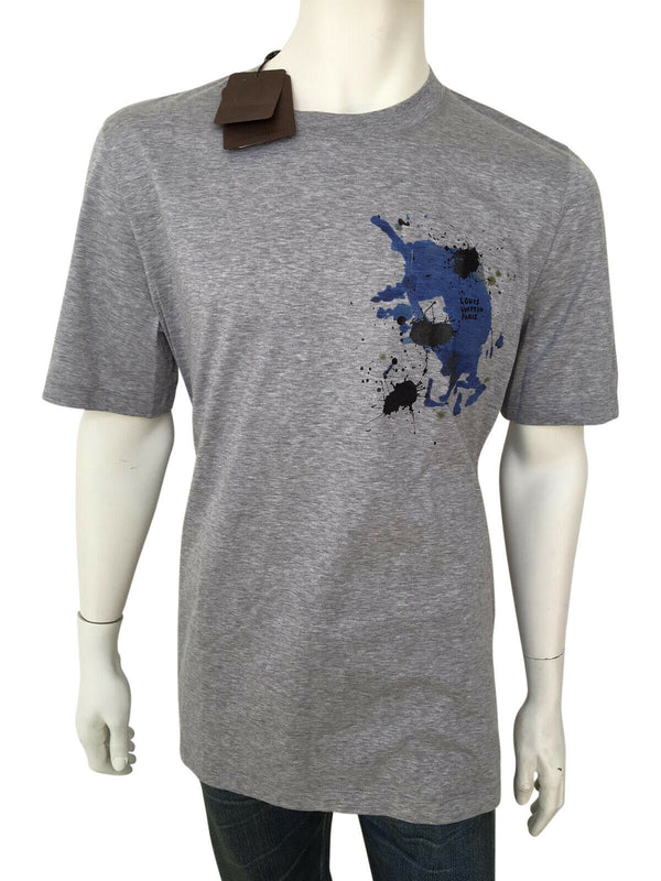 Paint Splash Pocket T-Shirt
