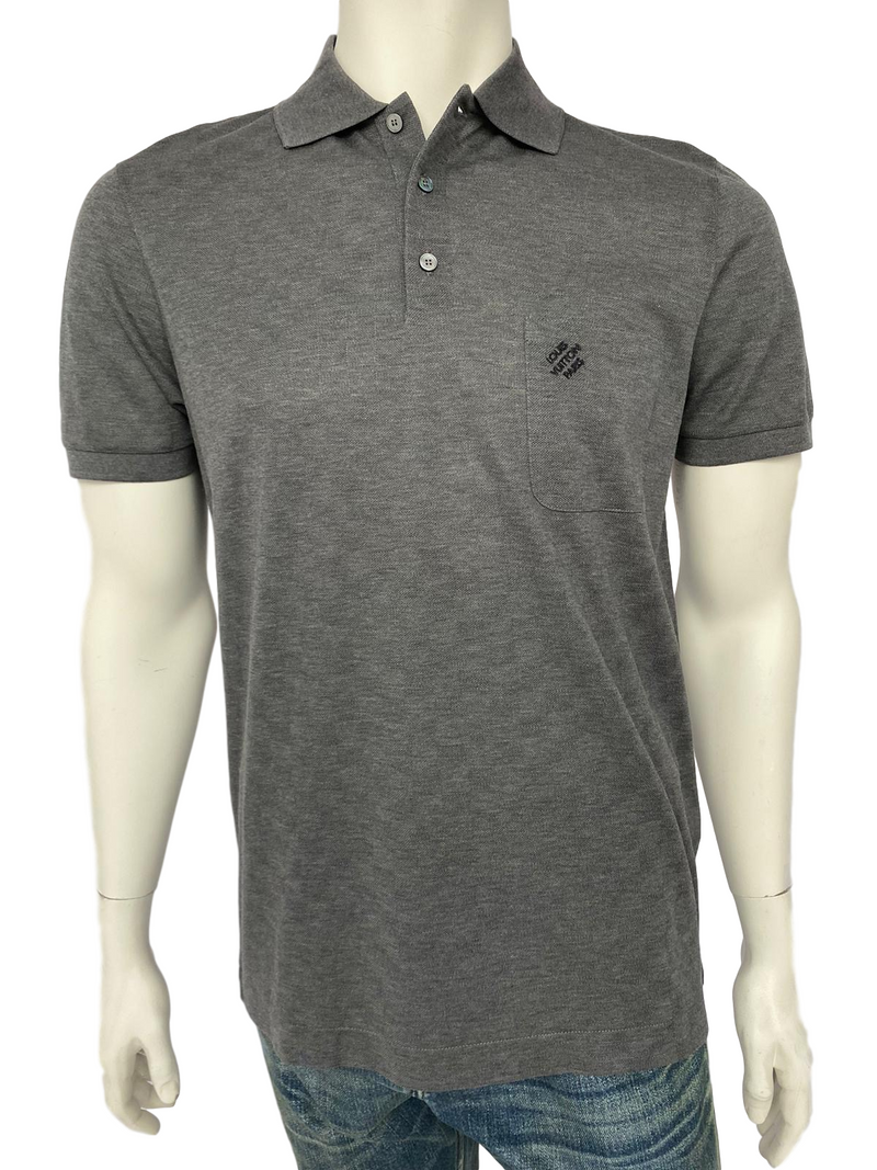 Louis Vuitton Classic Damier Pique Polo - Luxuria & Co.