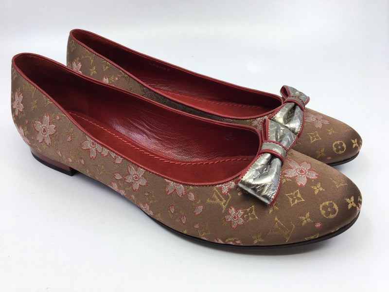 Louis Vuitton Cherry Blossom Ballerina - Luxuria & Co.