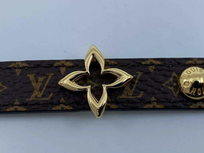 Louis Vuitton Monogram Blooming Bracelet - Luxuria & Co.