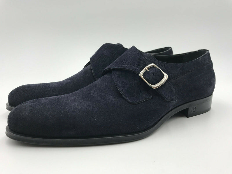 Louis Vuitton Damier Marceau Buckle Shoe - Luxuria & Co.