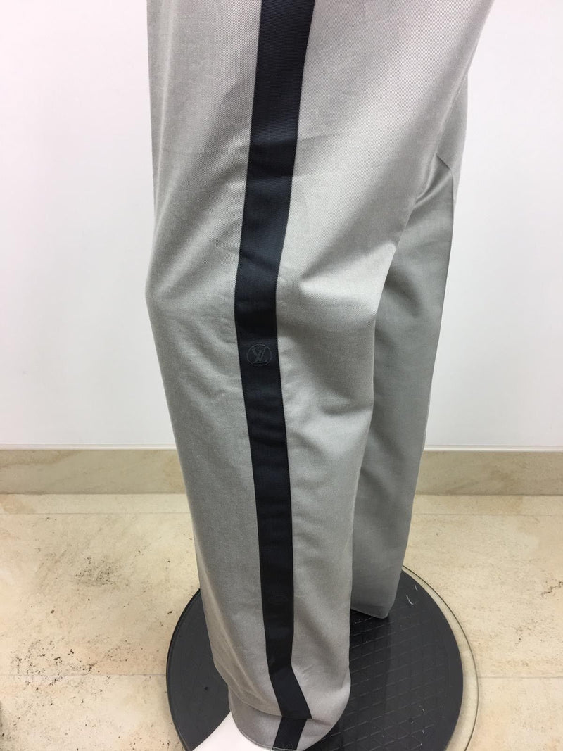 Louis Vuitton Stripe Slim Pants - Luxuria & Co.