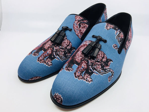 Louis Vuitton Limited Chapman Auteuil Slipper - Luxuria & Co.