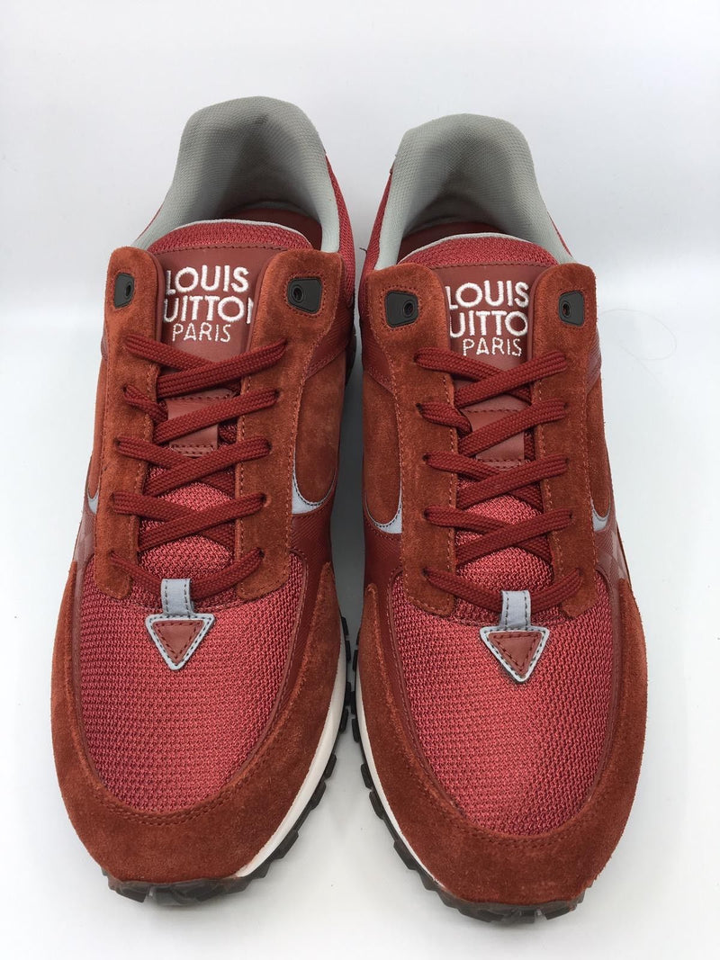 Louis Vuitton Run Away Sneaker - Luxuria & Co.