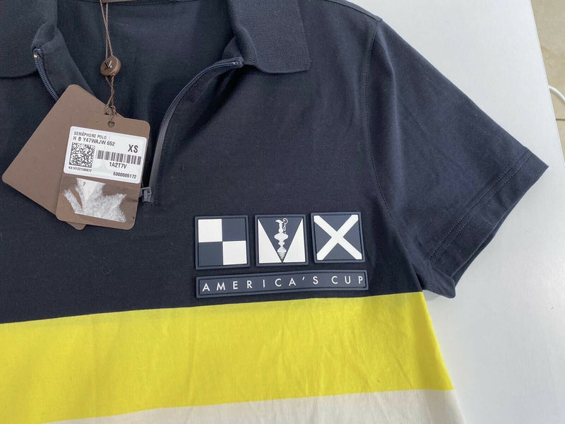 Louis Vuitton America's Cup Polo - Luxuria & Co.