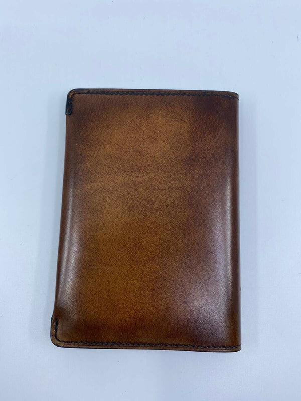 New Authentic Berluti Escale Scritto Passport Holder
