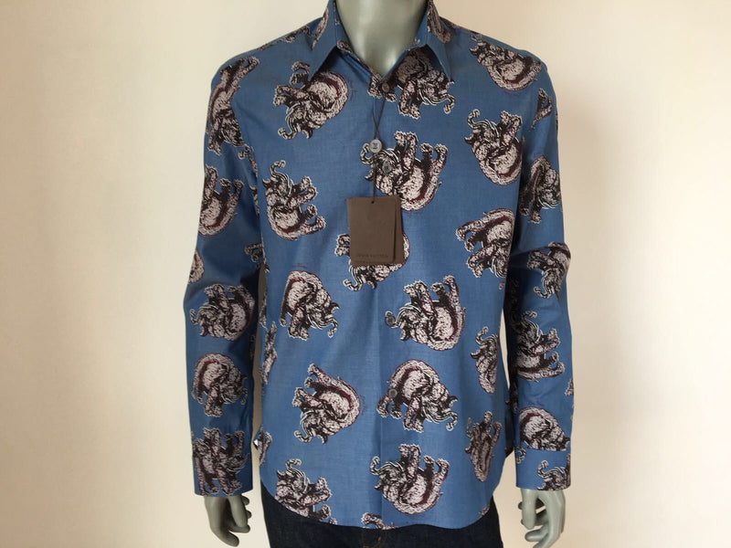 Louis Vuitton Chapman Elephant Classic Shirt - Luxuria & Co.