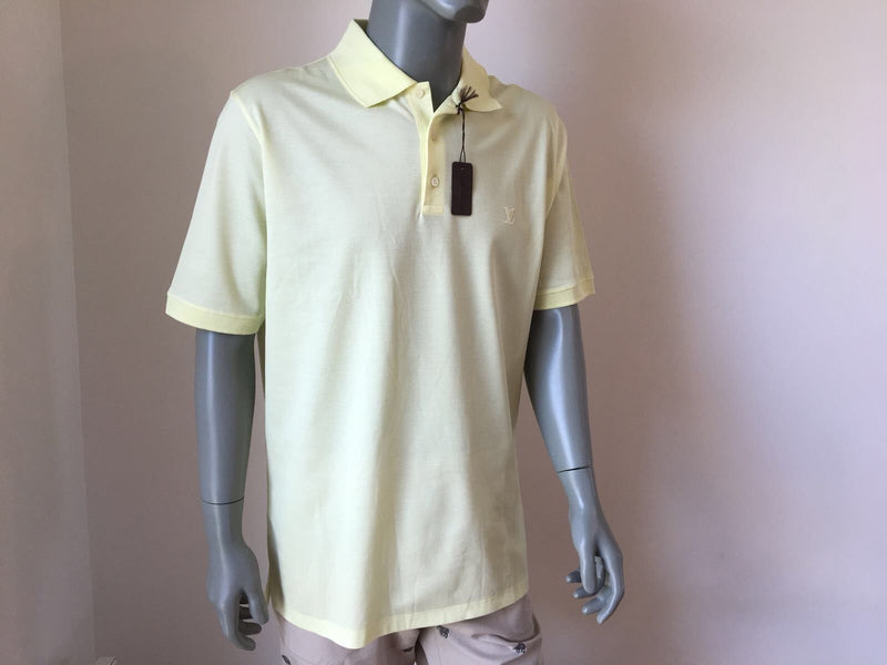 Classic Pique Polo T-Shirt - Luxuria & Co.