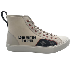 Louis Vuitton Tattoo Sneaker Boot LV Forever - Luxuria & Co.