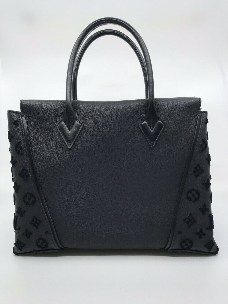 Louis Vuitton Cuir Orfevre Veau Cachemire W Tote PM - Luxuria & Co.