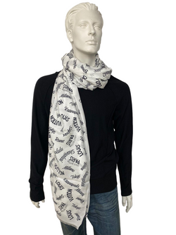 Louis Vuitton Cities Scarf / Shawl - Luxuria & Co.