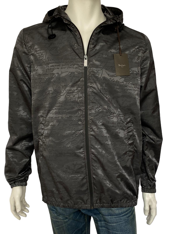 Berluti Scritto B-Way Blouson - Luxuria & Co.
