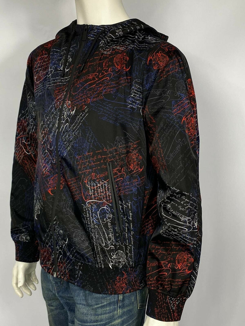 Berluti Scritto B-Way Blouson Multicolor - Luxuria & Co.