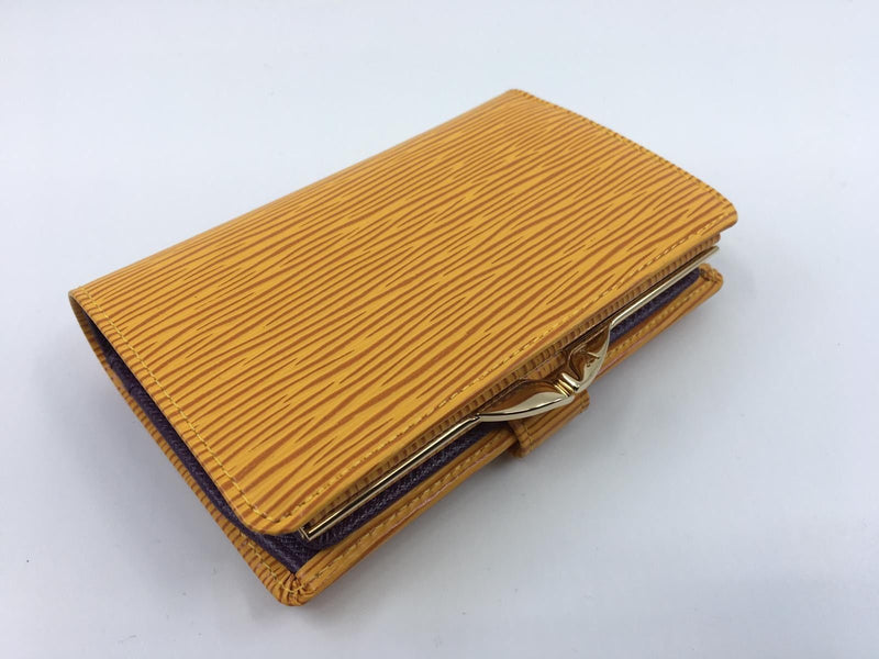 Louis Vuitton Epi Viennois Wallet - Luxuria & Co.