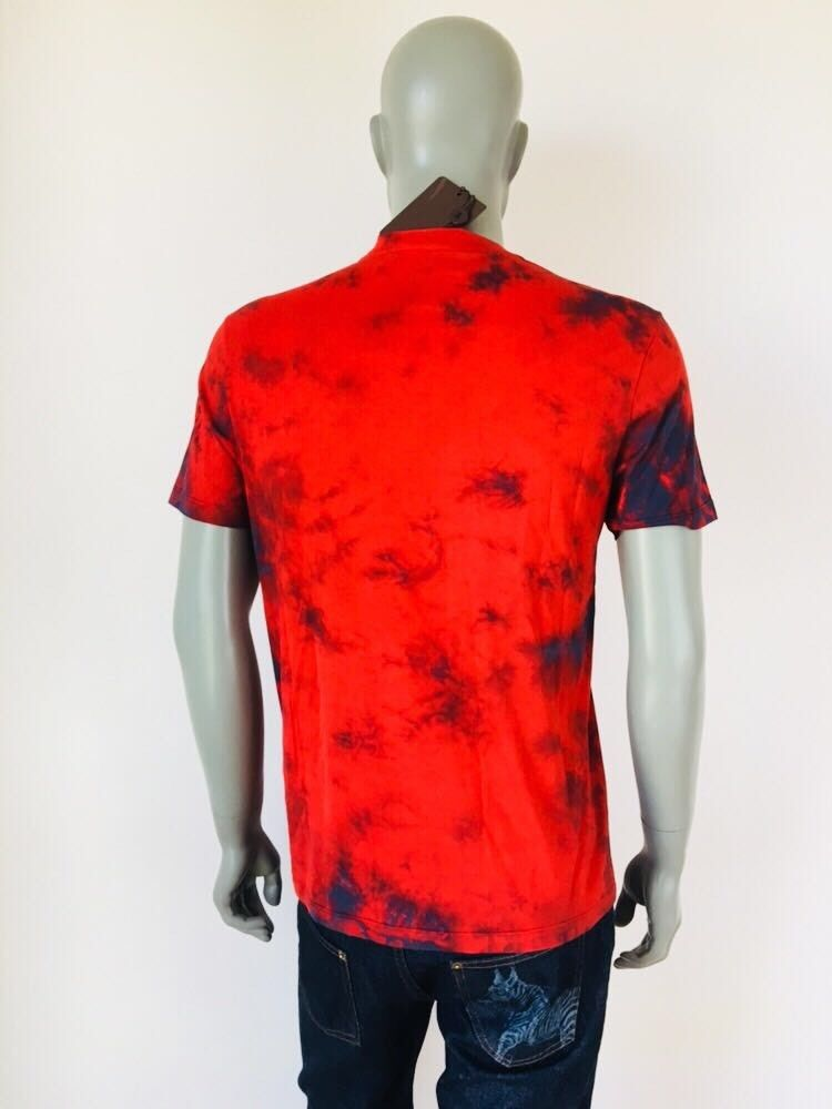 Louis Vuitton Peace Tie-Dye T-Shirt - Luxuria & Co.