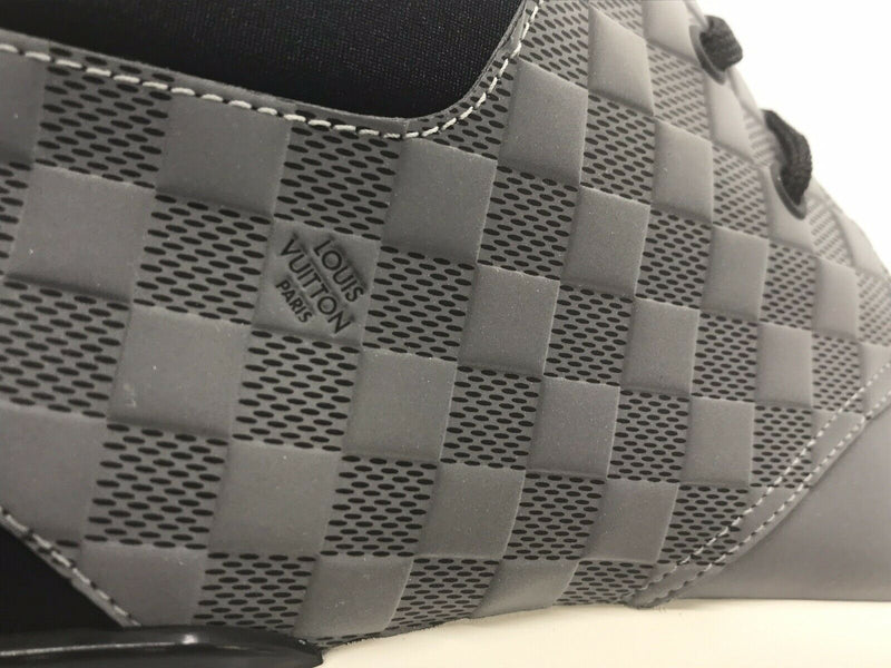 Louis Vuitton Damier Fastlane Sneaker Boot - Luxuria & Co.